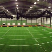 Fort Hays State Indoor Practice Facility